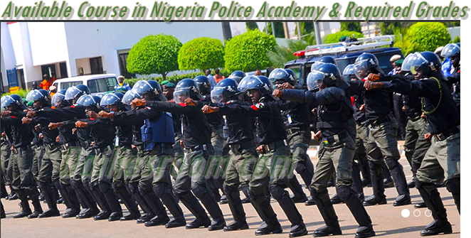 Nigerian Police Academy 4th Regular Degree Programme Application Form 2016/2017