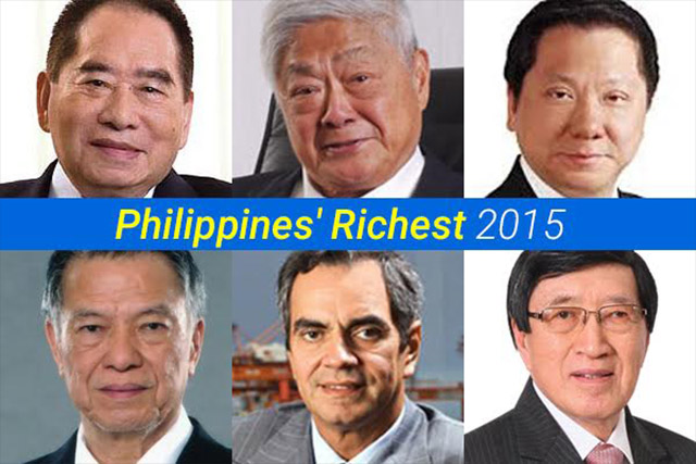 Top 25 Philippines Richest People | Their Net Worth