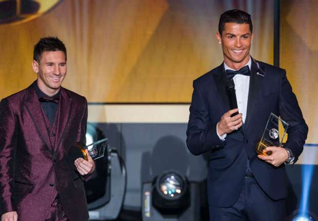Ronaldo Thinks Messi will win Ballon d'Or this year