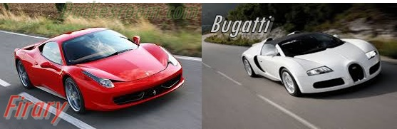 Two Most Expensive car in the world
