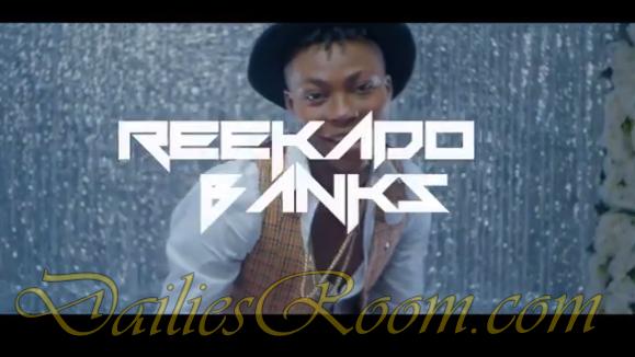 Download Sugar Baby by Reekado Banks: video