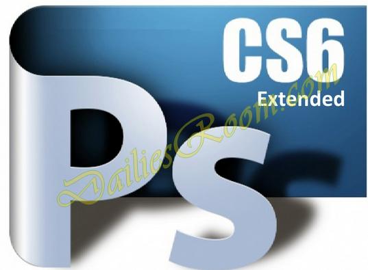 Free Download Adobe Photoshop CS6 Extended Setup latest version