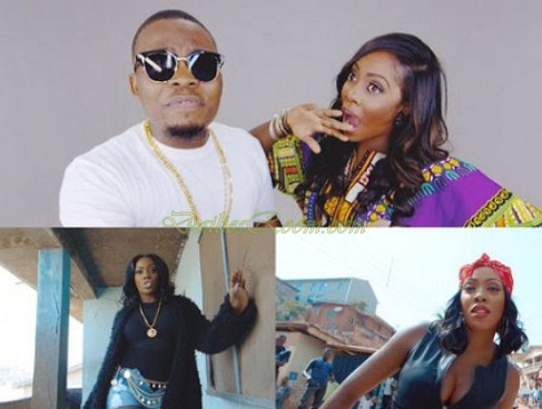 Download Standing Ovation by Tiwa Savage Ft Olamide – Mavins and YBNL first collabo After Beef