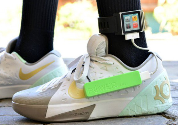 Angelo Casimiro Make Electricity Generating Footwear - Generate Electricity By Walking