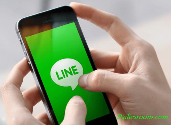 Line Chat app logo