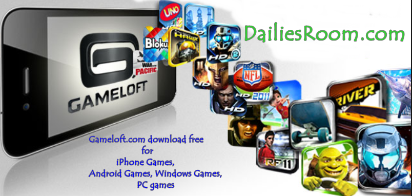 free gameloft android games