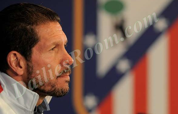 Simeone key Role To Atletico success - Atleti chief