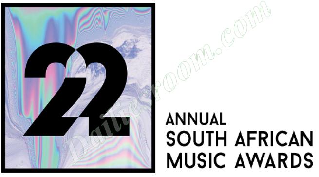22nd South African Music Awards winners List