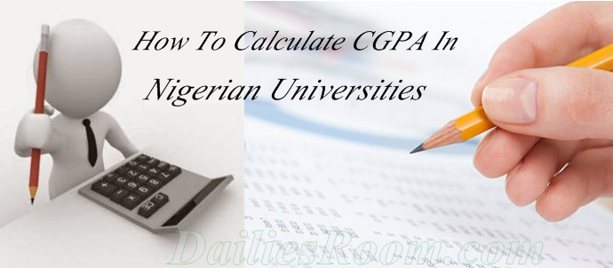 How To calculation GP in Nigeria universities, Polytechnics, Collage
