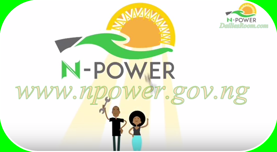 www.npower.gov.ng | N-Power Job Online Application Portal | How to Apply N-Power Job Online