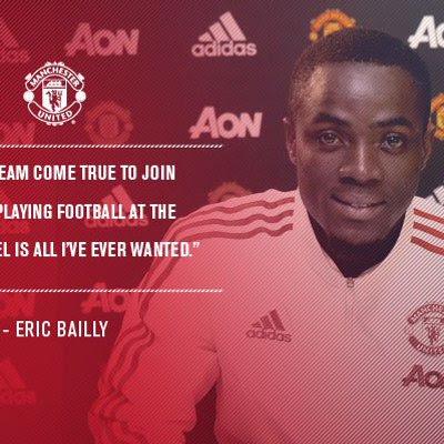 Eric Bailly Sign Man United Deal - Jose Mourinho First signing Manu