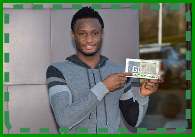 Mikel overwhelmed by role as Nigeria Captain Team For 2016 Olympics