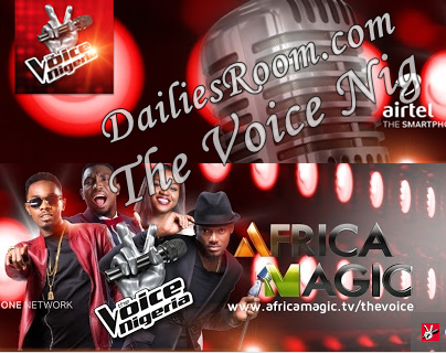 The Voice Nigeria Finale Live Shows 2016 Performance / Africa Magic