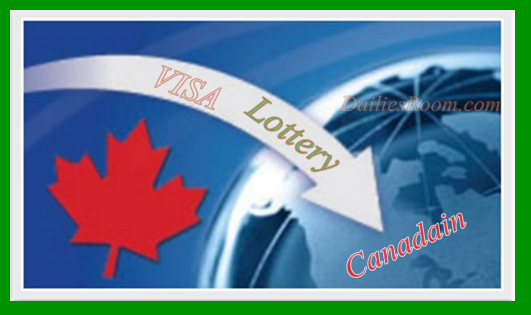 Canadian Visa Lottery Program 2017 Application Forms out Online - Apply