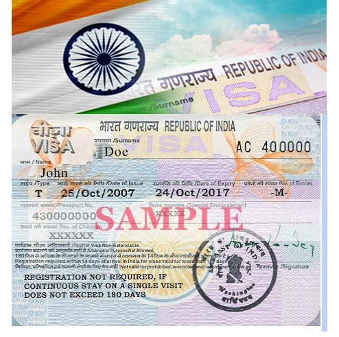 How to Apply Indian Visa From USA | Online Indian Visa Registration Requirement