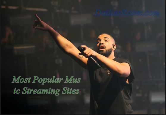 Most Popular Music Streaming Sites USA, Uk, Canada, Australia, South Africa, India