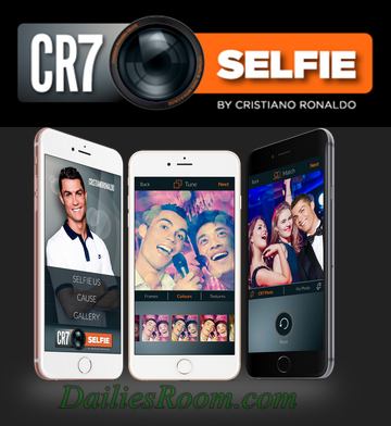 www.cr7selfie.con App Download - How To Download CR7 Selfie App Free for Android, iOS