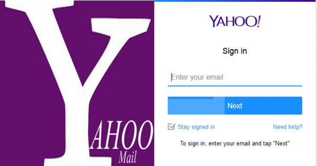 Yahoo! Email Registration - Yahoo Mail Sign Up - Yahoo Mail Sign In