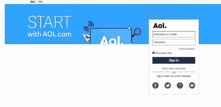 How To sign up AOL mail | sign in AOL mail | www.aolmail.com