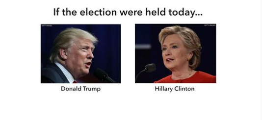 US Presidential Election 2016: Trump encourages his supporters For new ballots