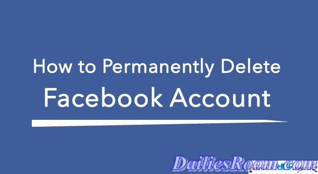 How to Permanently Delete Facebook - 27.9KB