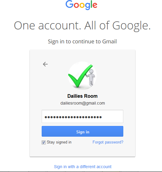 5 Simple Steps for Online Gmail Login at www.gmail.com Sign In Page