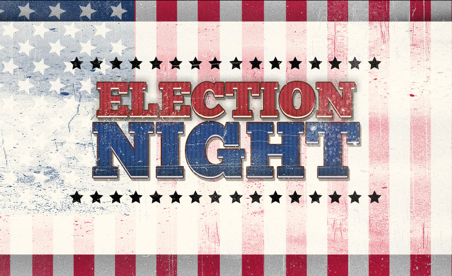 Things to watch for on election Night - Clinton vs Trump