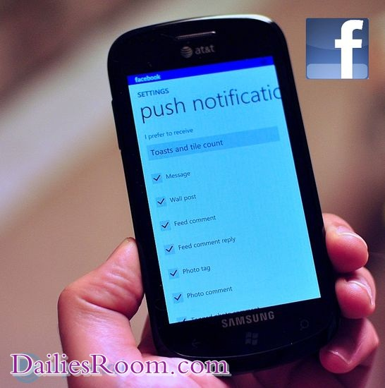 How to turn on Facebook Push Notifications on Android through Google ChromeHow to turn on Facebook Push Notifications on Android through Google Chrome