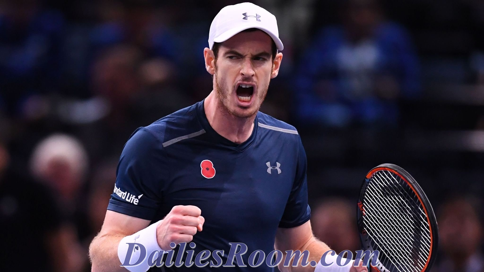 Andy Murray becomes world No 1 After Raonic withdraws   Murray's year-end rankings