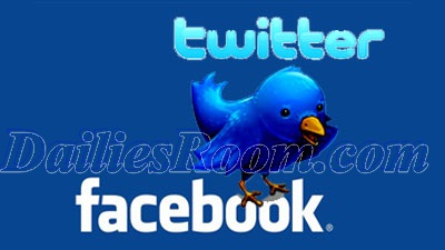 steps to connecting Twitter account with Facebook profile - connecting platforms