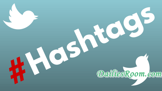 Tips in using Twitter Hashtags | What Hashtags is | Twitter hashtags