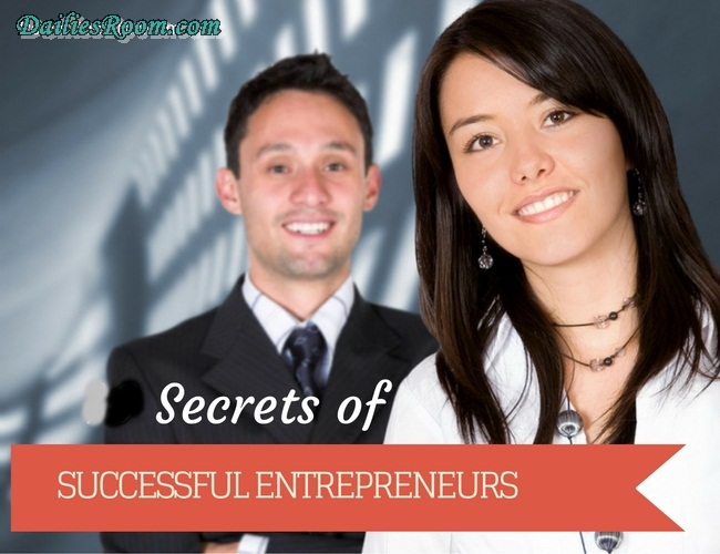 7 secrets of an entrepreneur becoming successful - What is entrepreneurship?