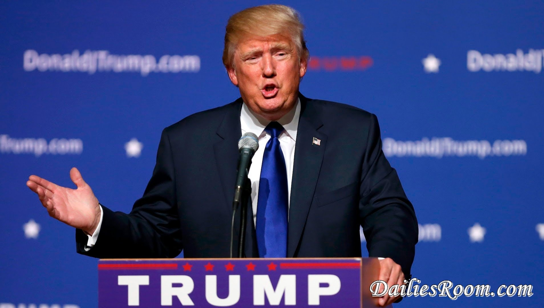 Inauguration Day ; Donald Trump Inauguration speech   Promised to get the job done.