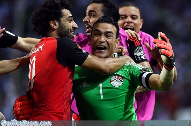 Ready for AFCON 2017 Final? Egypt vs Cameroon - the survival of the Fittest