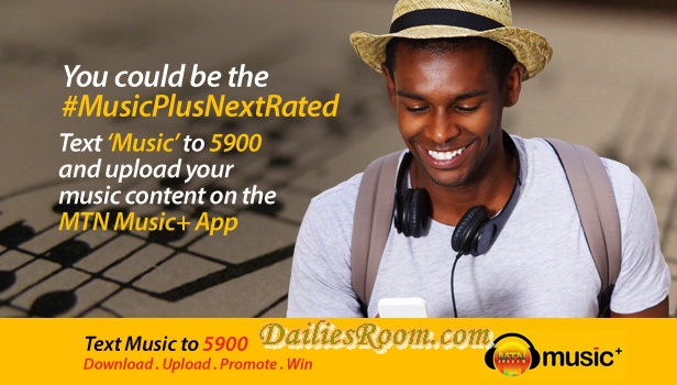 Mtn's biggest Online Music free Sign Up   Mtn Online Music Plus free Registration   Mtn Music Plus App Download   www.musicplus.mtnonline.com
