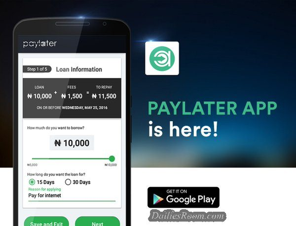 Top 3 Simple Loan App Download For Quick Online Loans In Nigeria
