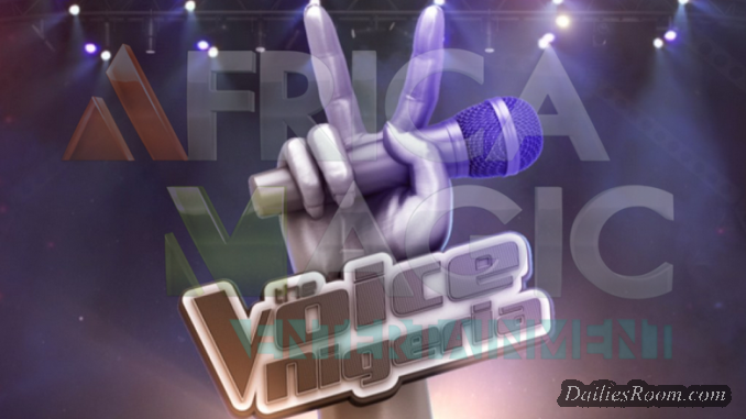 The Voice Nigeria 2017 - Auditions begin as the Voice Nigeria returns for season 2 on Africa Magic