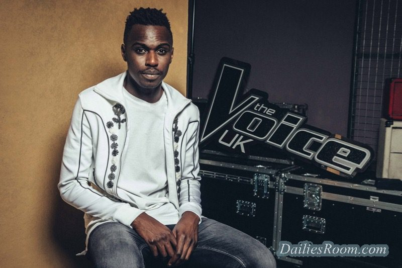 Nigerian 'Mo Adeniran' Wins The Voice UK 2017 Final; it's Victory for #teamJenniferHudson