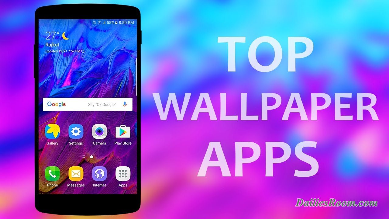 Checkout this 5 best Android wallpaper Apps   Free Download Wallpaper Apps