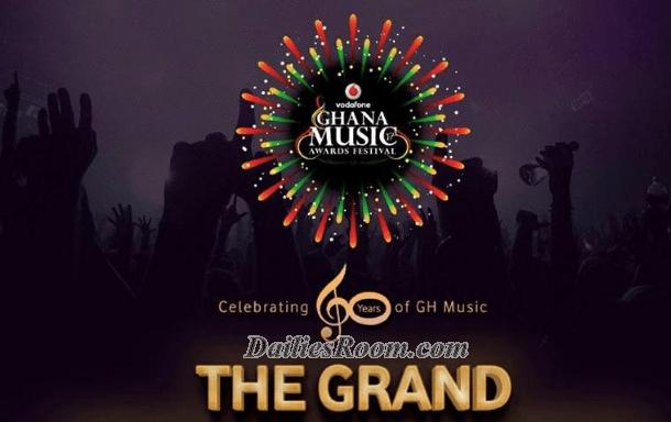 2017 Vodafone Ghana Music Awards: See full List of Winners