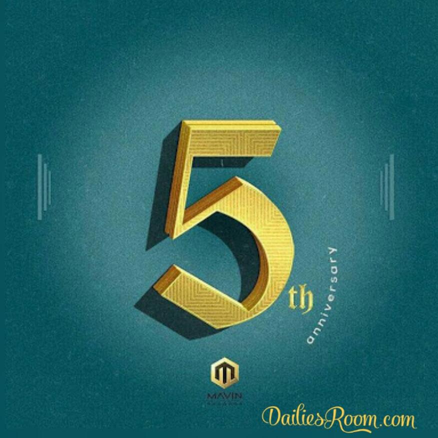 Mavin's Boss: Don Jazzy Celebrates Mavin Records 5th anniversary