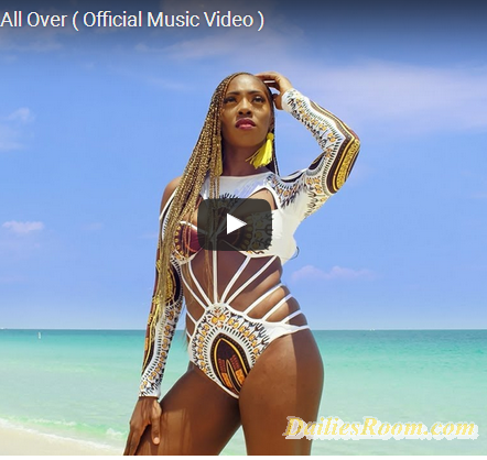 "NEW VIDEO: Download Tiwa Savage Official Video ""All Over"" free"