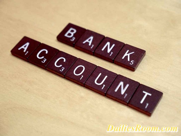 Bank Accounts Comparison; Savings Account Vs Current Account