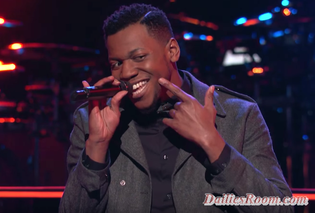 """The Voice"" U.S 2017; Chris Blue Wins season 12 Finale/Team Alicia Keys"
