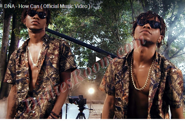 "New Video - Watch and Download DNA Music Video ""How Can"" free"