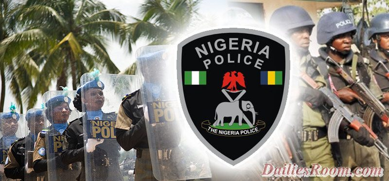 NPF Office; Nigerian Police Salary Structure | Arms Of Nigeria police