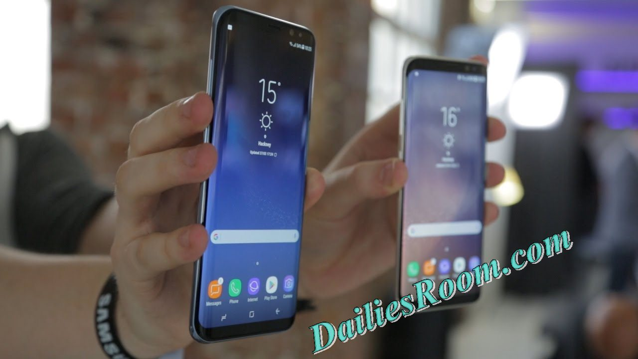 Technical Specifications; Samsung Galaxy S8 vs Samsung Galaxy S8+