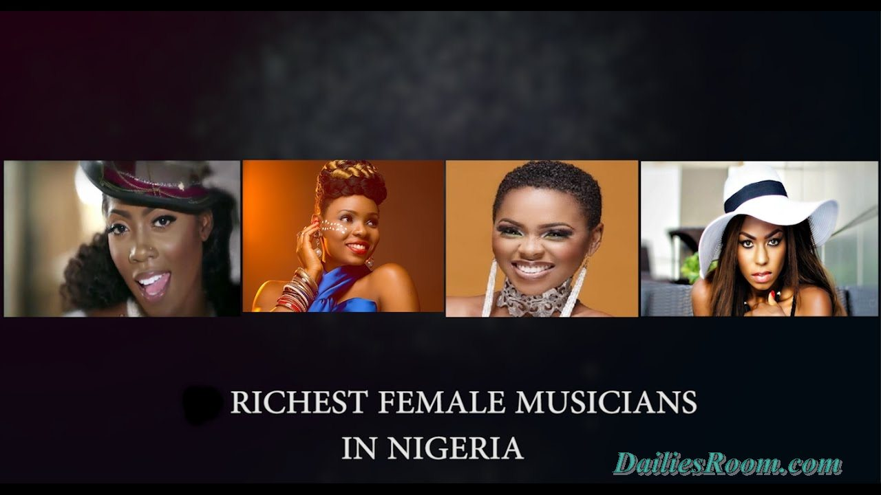 Top 5 Richest Nigeria Female Musicians 2017 | Profile and Networth