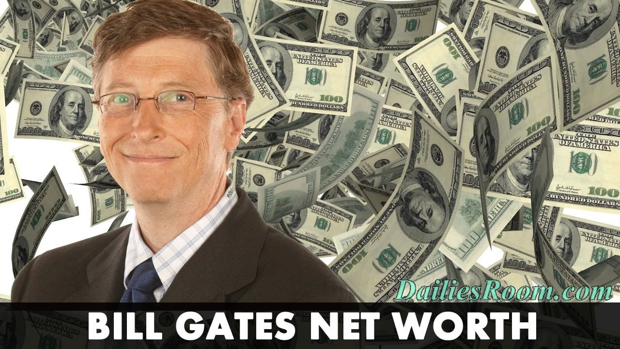 Biography of a Philanthropist; Bill Gates | Bill Gates Net Worth 2017