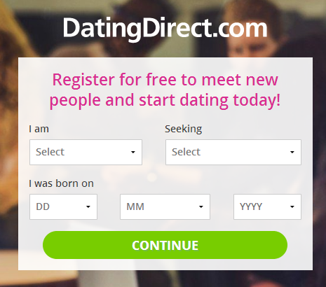 DatingDirect UK Contact Number